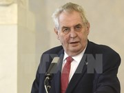 Czech media focuses on President Zeman's visit to Vietnam