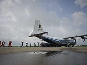 Wreckage of missing Myanmar plane, bodies found at sea