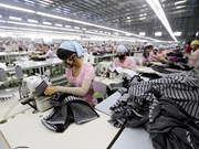 Vietnam's textile-garment heavily relies on imported fabrics