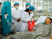 10 kidney patients of medical incident discharged from hospital