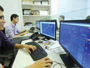 Financial stocks boost Vietnam market