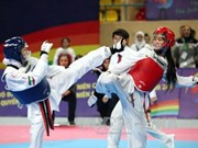 Iran triumphs at Asian Cadet Taekwondo Championships