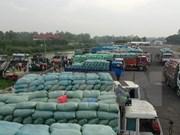 Exports through Lao Cai Int'l Border Gate surge