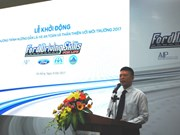 Ford Vietnam launches safe driving programme