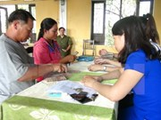 Compensation for marine environment incident victims in Thua Thien-Hue