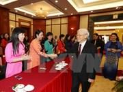Party leader hopes for more women legislators