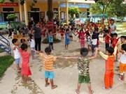 Vinh Long holds forum for children