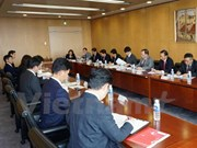 Vietnam proposes crime fight agreement with Japan