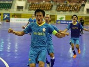Sanna Khanh Hoa to compete in ASEAN futsal event