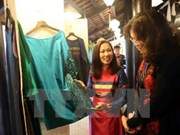 Quang Nam: Int'l Silk and Brocade Culture Festival opens
