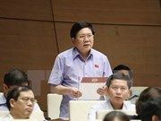 Draft law on foreign trade management ratified