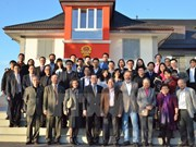 Vietnamese intellectuals in Switzerland enhance bilateral cooperation