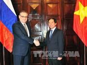 Vietnam, Russia hold strategic dialogue, political consultation