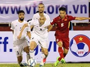 Vietnam tie goalless with Jordan