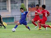 U15 int'l football tournament kicks off in Da Nang