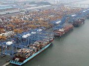 RoK enjoys trade surplus for 64 consecutive months