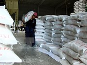 Small rice export businesses to get support from new decree