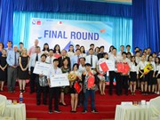 Start-up competition for students held in Da Nang