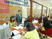 WB assists Vietnam's tax reform