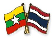 Thai, Myanmar sister cities discuss trade ties