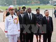Haitian Senate President wraps up Vietnam visit