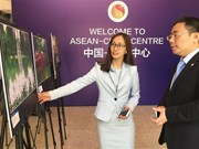 ASEAN, China seek to increase tourist arrivals