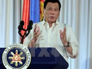 Philippine President apologises for situation in Marawi