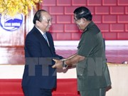 Cambodian PM thanks Vietnam for help in ending Pol Pot regime