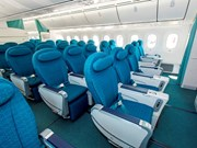 Vietnam Airlines listed in top 20 with best premium economy class