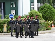 Experts warn of terrorism threat in Singapore