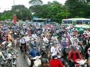 HCM City's efforts improve traffic at hot spots