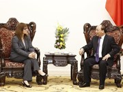 PM greets outgoing Israeli Ambassador