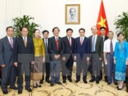 Vietnam, Laos enhance medical cooperation