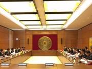 Vietnam, Laos intensify judicial ties