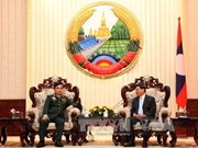 Lao PM urges closer coordination in searching fallen Vietnam soldiers