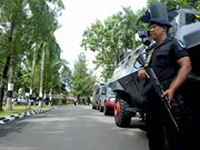 Indonesia police discover IS propaganda leaflets targeting children