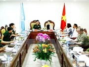 UN team assesses Vietnam's readiness for peacekeeping activities