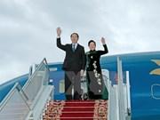 Vietnam, Belarus eye strong cooperation prospect: President