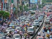 High-rises cause traffic chaos in Hanoi