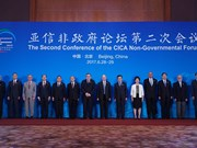 CICA non-government forum 2017 kicks off in China