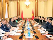 Vietnam values parliamentary cooperation with Belarus