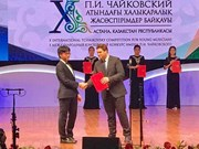 Tchaikovsky competition honours Vietnamese violin prodigy