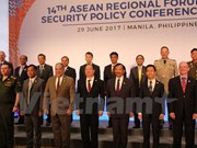 Regional security challenges discussed at conference in Philippines