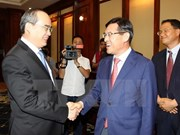 HCM City to help firms join Samsung's global supply chain