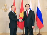 Vietnam treasures partnership with Russia: President