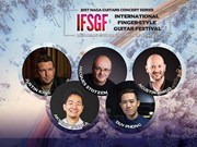 Vietnam hosts international finger-style guitar festival