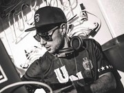 American DJ perform at electronic music party in HCM City