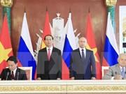 Vietnam News Agency inks cooperation deal with Sputnik
