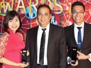 Viettel honoured at IT World Awards
