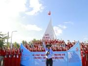 Blood donation journey begins in Ca Mau
